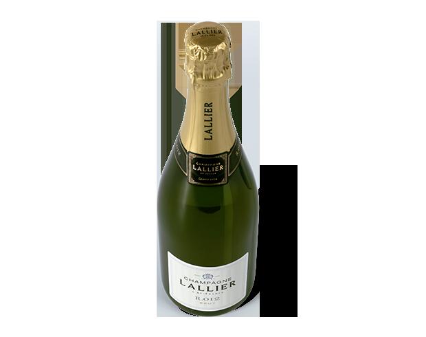 Champagne Lallier Brut Natur